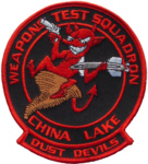 Dust Devils Weapons Test Squadron